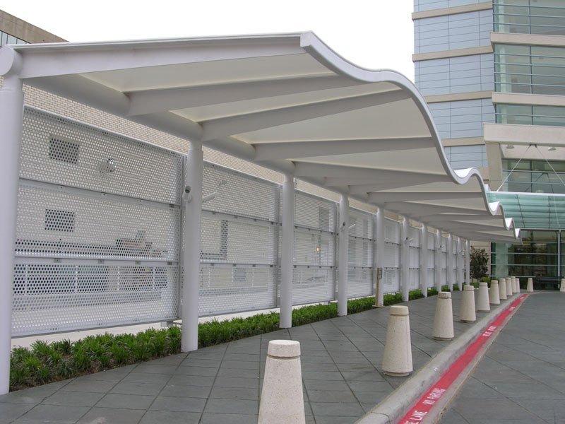 Carports Walkway Covers