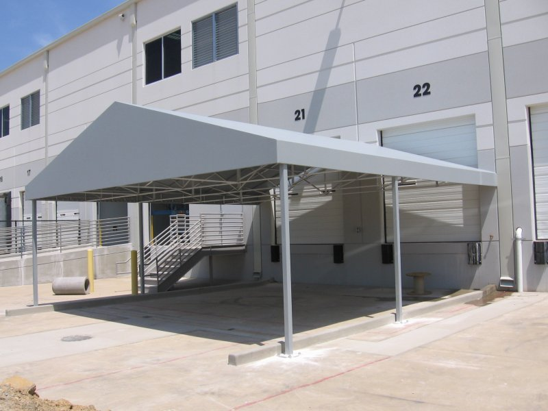 Carport Amp Walkway Covers In Dallas Tx Usa Canvas Shoppe