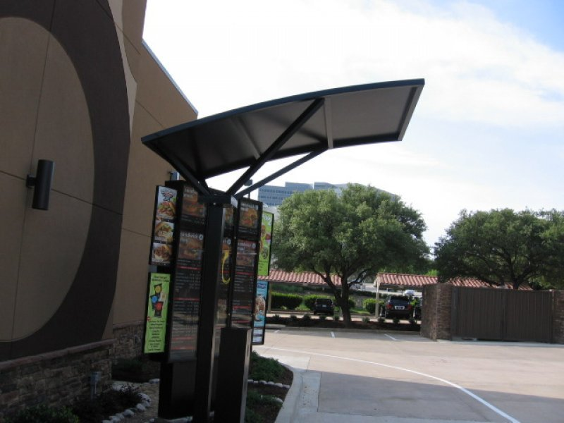 Carports Walkway Covers