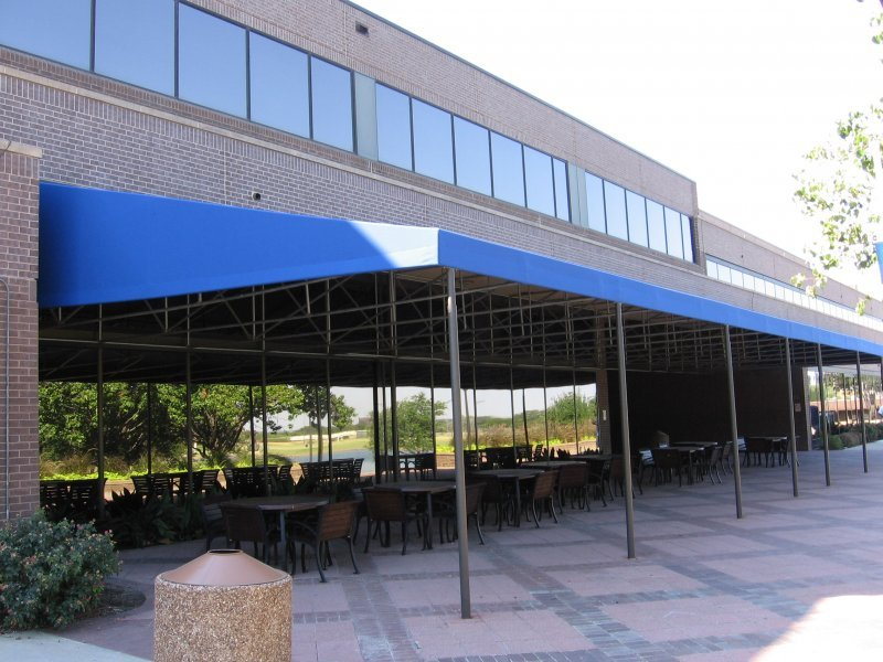 Commercial Fabric Amp Canvas Awnings Dallas Tx Usa Canvas