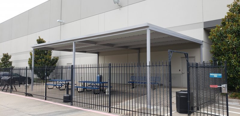 Metal Car Canopies Amp Metal Awnings In Dallas Tx Usa