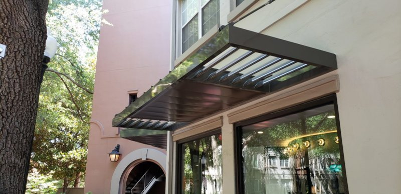 Metal Car Canopies & Metal Awnings in Dallas TX | USA ...
