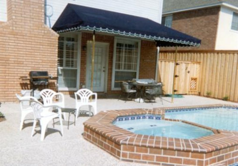 Retractable Awnings Canopies Amp Shade Structures Ft Worth