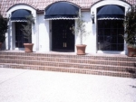 Dome Style Awnings