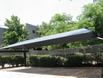Cantilever Hip and Ridge Parking Cover