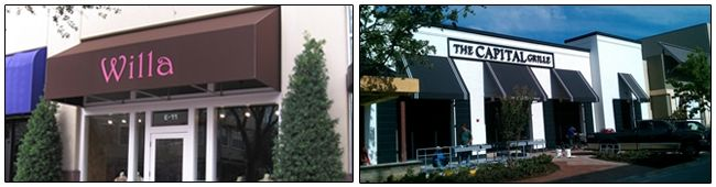 Commercial Awnings in Irving TX