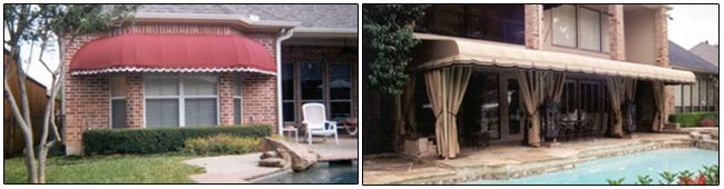 Residential Canopies & Shades in Fort Worth TX